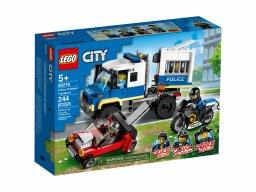 LEGO 60276 City Policyjny konwój więzienny