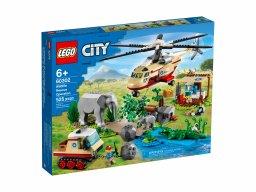 LEGO 60302 Na ratunek dzikim zwierzętom