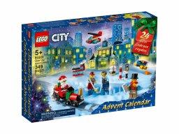 LEGO City 60303 Kalendarz adwentowy