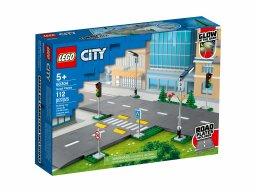 LEGO 60304 Płyty drogowe