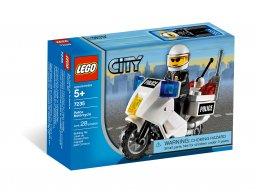 LEGO 7235 City Motocykl policyjny