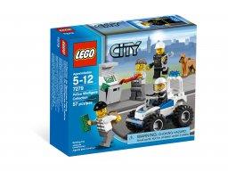 LEGO 7279 City Kolekcja minifigurek policyjnych
