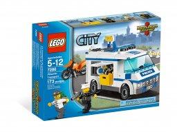 LEGO City 7286 Konwój