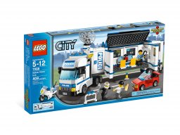 LEGO 7288 Mobilna jednostka policji