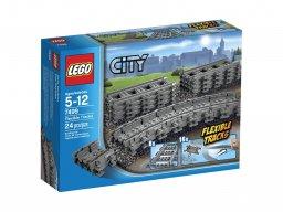 LEGO City Elastyczne tory