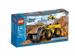LEGO City 7630 Ładowarka
