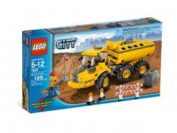 LEGO 7631 City Wywrotka
