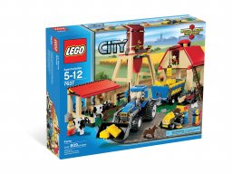 LEGO 7637 City Farma
