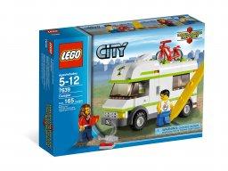 LEGO 7639 City Samochód kempingowy