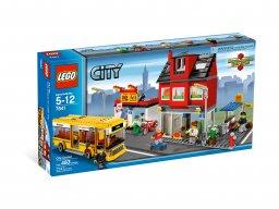 LEGO 7641 Miejski zakątek