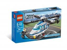 LEGO 7741 City Helikopter policyjny
