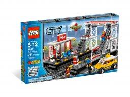 LEGO City 7937 Dworzec kolejowy