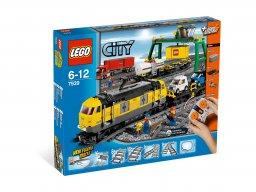 LEGO City Pociąg towarowy 7939