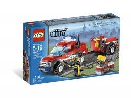 LEGO City Terenowa ekipa ratunkowa 7942