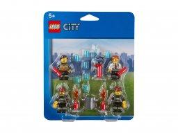 LEGO City Zestaw akcesoriów strażackich 850618