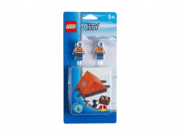 LEGO City Polar Accessory Set