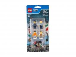 Lego 853570 City Zestaw akcesoriów do Więziennej Wyspy