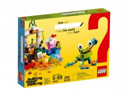 Lego Classic Świat pełen zabawy