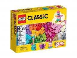LEGO Classic Kreatywne budowanie LEGO® w jasnych kolorach