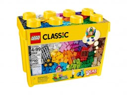 LEGO Classic 10698 Kreatywne klocki LEGO®, duże pudełko