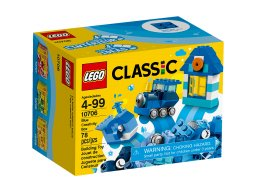 Lego Classic Niebieski zestaw kreatywny