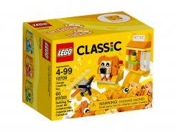 LEGO 10709 Classic Pomarańczowy zestaw kreatywny