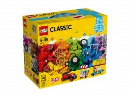 LEGO Classic Klocki na kółkach