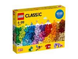 LEGO Classic 10717 Klocki, klocki, klocki
