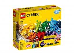 LEGO 11003 Classic Klocki - buźki