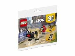 LEGO 30542 Creator 3 w 1 Uroczy Mops