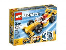 LEGO 31002 Samochód wyścigowy
