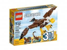 LEGO 31004 Groźny władca przestworzy