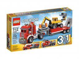 LEGO Creator 3 w 1 Transporter 31005