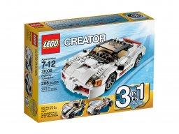 LEGO Creator 3 w 1 31006 Zdobywcy autostrad