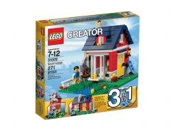 LEGO Creator 3 w 1 Mały domek 31009