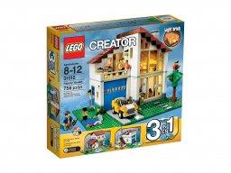 LEGO Creator 3 w 1 Dom rodzinny 31012