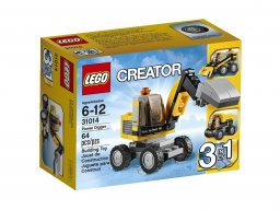 LEGO Creator 3 w 1 31014 Koparka