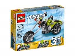 LEGO Creator 3 w 1 Zdobywca autostrad 31018