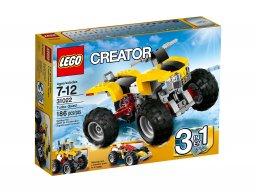 LEGO Creator 3 w 1 Quad 31022