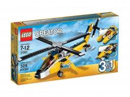 LEGO Creator 3 w 1 Szybkie pojazdy 31023