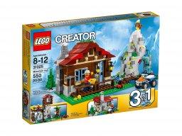 LEGO 31025 Creator 3 w 1 Chatka w górach