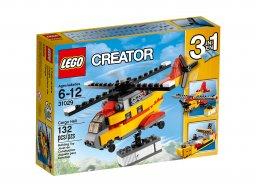 LEGO 31029 Creator 3 w 1 Helikopter transportowy