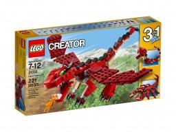 LEGO 31032 Czerwone kreatury