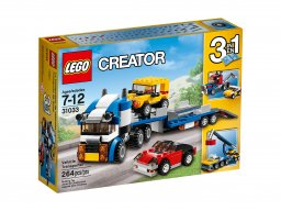LEGO 31033 Creator 3 w 1 Autolaweta