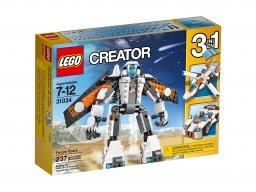 LEGO Creator 3 w 1 Robot przyszłości 31034