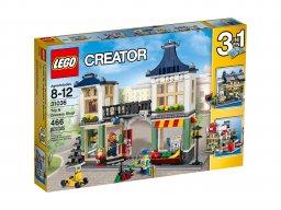 LEGO 31036 Sklep z zabawkami i owocami
