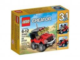 LEGO 31040 Pustynne wyścigówki