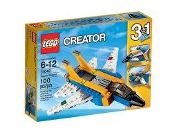 LEGO 31042 Creator 3 w 1 Super ścigacz