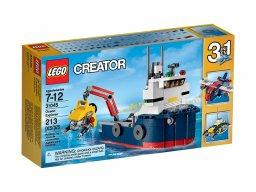 LEGO Creator 3 w 1 31045 Badacz oceanów