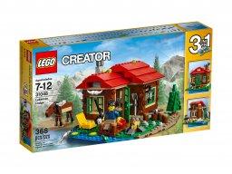 LEGO Creator 3 w 1 31048 Chatka nad jeziorem
